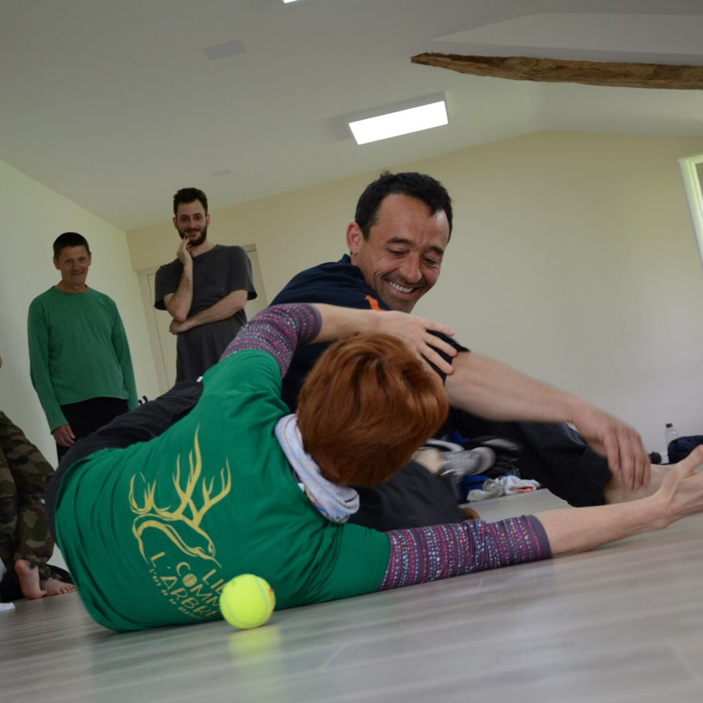 cours collectif Systema Angouleme Charente