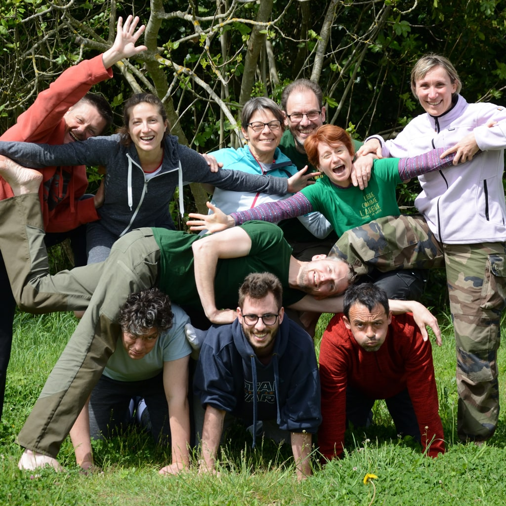 Stage intensif systema libre comme arbre Charente Angouleme